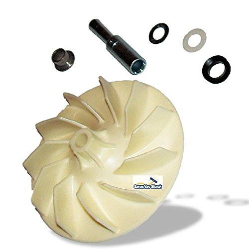 KIRBY Vacuum FAN Impeller G3 G4 G5 G6 G7 G7D Sentria I & II PART # 119096S (Impeller 4)