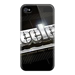 Series Skin Case Cover For Iphone 4/4s(steelers)