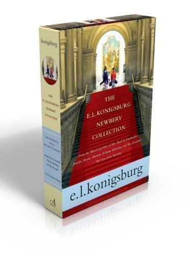 by Konigsburg, E.L. The E.L. Konigsburg Newbery Collection: From the Mixed-Up Files of Mrs. Basil E. Frankweiler; Jennifer, Hecate, Macbeth, William McKinley, and Me, Elizabeth; The View From Saturday (2013) Paperback (Jennifer Hecate Macbeth William Mckinley And Me Elizabeth)