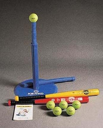Markwort Kenko First Steps Baseball Tee Ball Set by Markwort