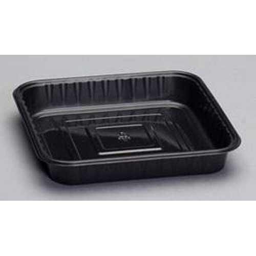 Genpak Square Cake Tray, 33 Ounce -- 250 per case.