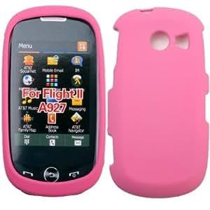 Hard Cover Case Skin for Samsung Flight II A927 @ Color==Pink