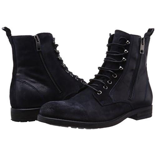 3e2fd40eb13 chic Diesel Men's D-Kallien Fashion Suede/Leather Boots Shoes ...