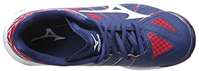 Mizuno Women's Wave Lightning Z WOMS NY-RD Volleyball Shoe by Mizuno