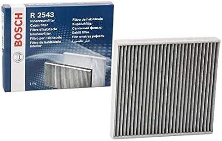 Bosch R2543 Innenraumfilter Mit Aktivkohle Auto