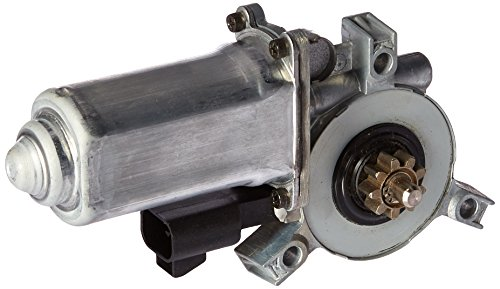 Original Equipment Front Power Window Regulator Motor ()