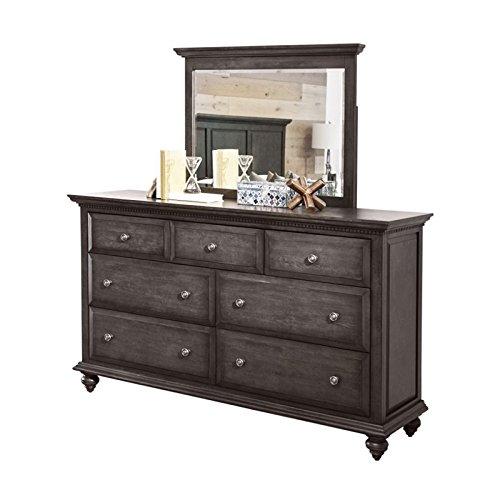 Gray Bedroom Dresser Amp Mirror Sets