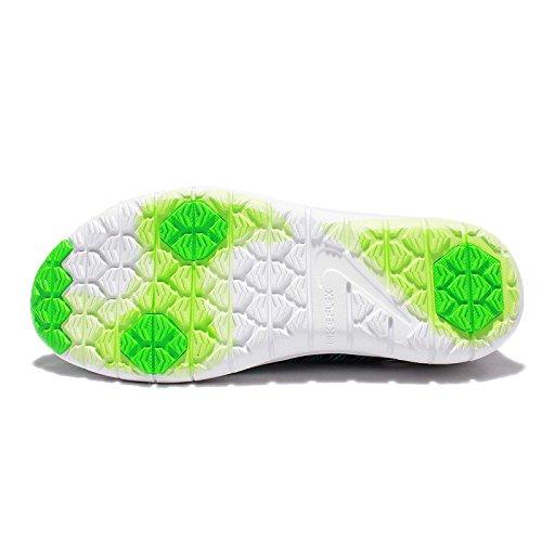 Nike 831579-301 - Zapatillas de deporte Mujer Azul (Rio Teal / White / Anthracite / Hyper Turq)