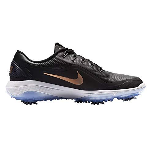 Nike React Vapor 2 Golf Shoes 2019 Women Black/Metallic Red Bronze/Vast Gray Medium 6.5