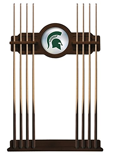 Holland Bar Stool Co. Michigan State Cue Rack in Navajo Finish