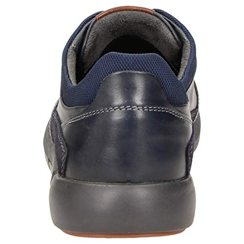 Sioux Herren Night Sneaker Blau Darkbl Runario 008 700 Night OOr1xAa
