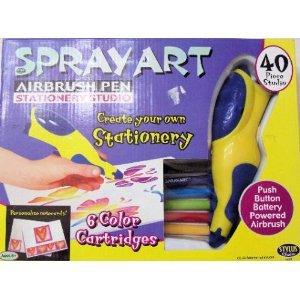 Sprayart Airbrush Pen Stationery Studio