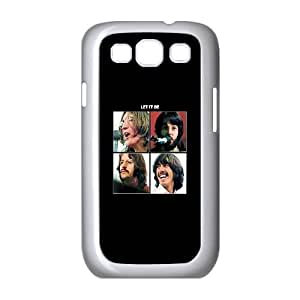The Beatles Samsung Galaxy S3 9300 Cell Phone Case White&Phone Accessory STC_159518