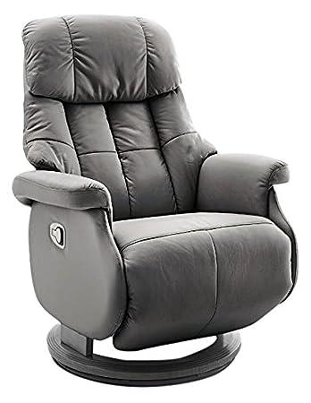 Robas Lund Sessel Relaxsessel Calgary Comfort L Lederschlamm