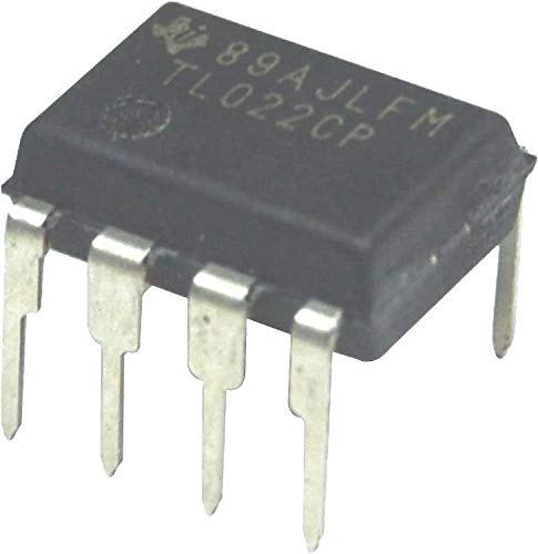 (Texas Instruments TL022CP TL022 Dual Low-Power Op-Amp DIP-8 (Pack of 5))