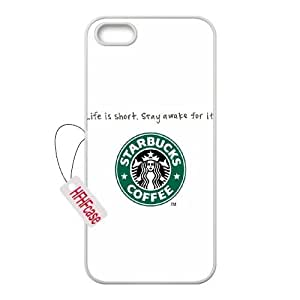 HFHFcase Best Cell Phone Case for Iphone5, Iphone 5S, Starbucks Iphone5, Iphone 5S Customized Case