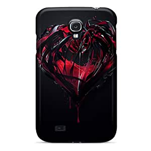 Premium Heart Case For Galaxy S4- Eco-friendly Packaging
