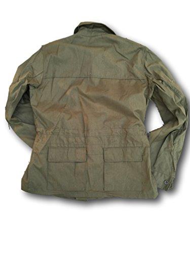 M65 Militaire Sans Issue Parachutisme Doublure nbsp;olive Czech Parka Problème Tchèque watHxXq