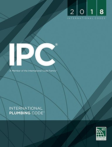 Pdf Home 2018 International Plumbing Code (International Code Council Series)
