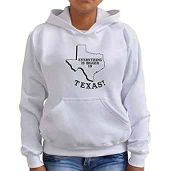 Everything is bigger in Texas Women Hoodie