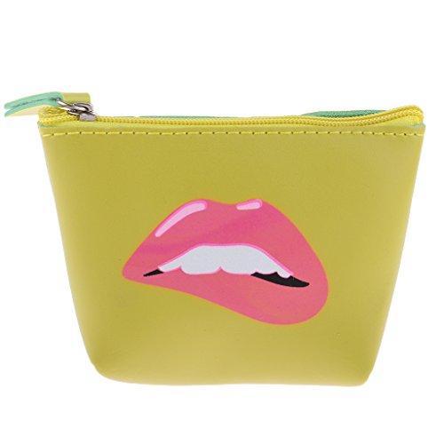 cerniera Piccola per 10x8x5cm con Portafoglio borsa Change Blesiya B ragazza Cartoon Mini 05 UwSqxa1XW