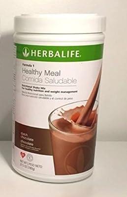 Herbalife Formula 1 Nutritional Shake Mix (780g) - Dutch Chocolate