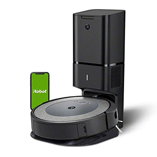 iRobot Roomba i3+ (3550) Robot Vacuum with Automatic Dirt Disposal Disposal – Empties Itself for up to 60 days, Wi-Fi…