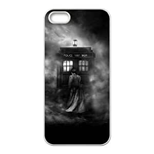 Doctor Who 005 iPhone 4 4s Cell Phone Case White 53Go-078111