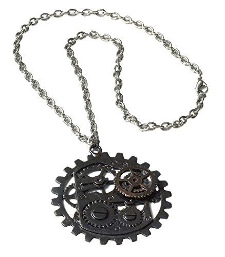 Forum Novelties Womens Steampunk Necklace