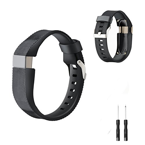 Bands For Fitbit Charge HR,Replacement Silicone Bands for Fitbit Charge HR