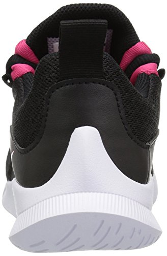 Nike Girls' Viale (GS) Running Shoe,  Black/Rush Pink-White, 3.5Y Youth US Big Kid by Nike (Image #2)