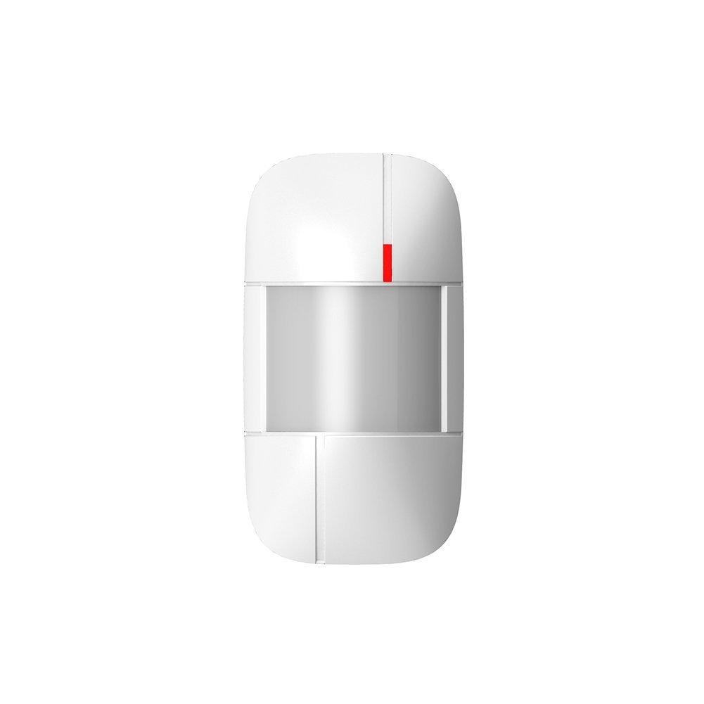 SZABTO Vcare WIFI y GSM Smart Sistema de Seguridad para el Hogar Android / IOS APP Control con 9 sensor de ventana de puerta / 3 Control remoto / 4 detector ...