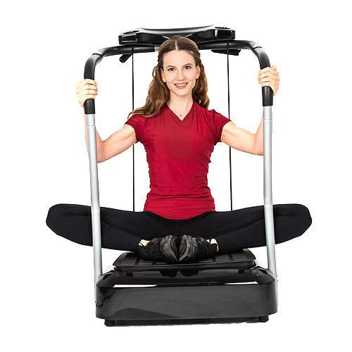 AuWit Slim Full Body Vibration Platform Digital Control Fitness Exercise Machine