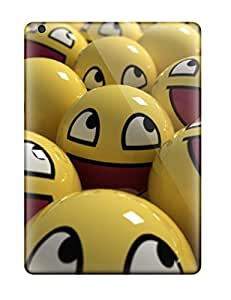Air Scratch-proof Protection Case Cover For Ipad/ Hot Funny Smileys Phone Case