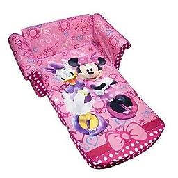 Disney Minnie\'s 2-in-1 Flip Open Sofa