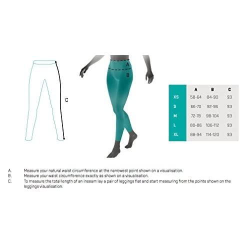 Smmash CrossFit Femme Leggings Long ATACAMA