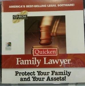 Amazon.com: Quicken Family Lawyer (CD-ROM)