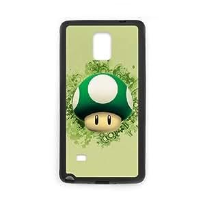 Super Mario Bros Samsung Galaxy Note 4 Cell Phone Case Black Jybct