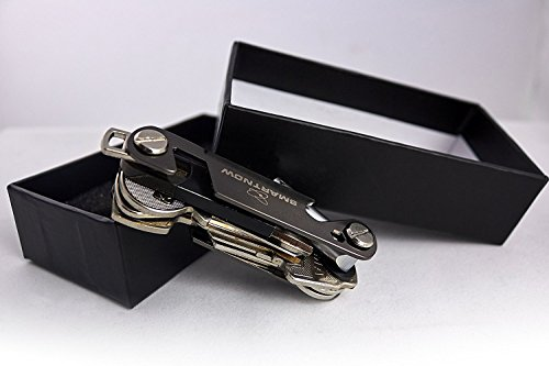 LED | Compact Key Holder and Keychain Organizer With LED Light Photo #4