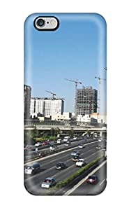 New Tpu Hard Case Premium Iphone 6 Plus Skin Case Cover(beijing City)