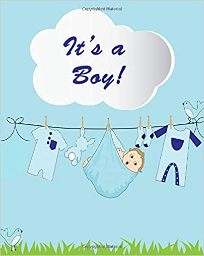 El Autor Descargar Utorrent It's A Boy!: Baby Shower Guest Register And Gift Log Documento PDF