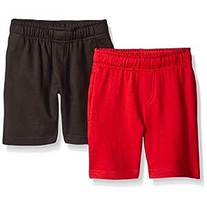 American Hawk Boys 2 Piece Pack Fleece Shorts