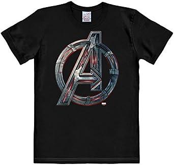 Logoshirt Camiseta Los Vengadores - La Era de Ultrón - Camiseta ...