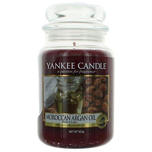moroccan argan oil jar