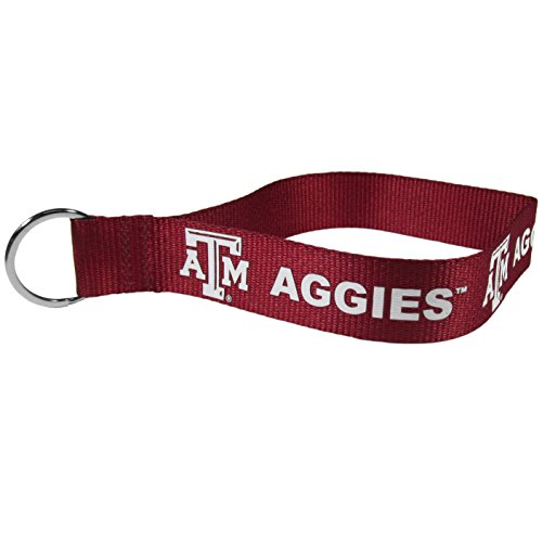Keychain Aggies (NCAA Texas A&M Aggies Lanyard Key Chain, Wristlet)