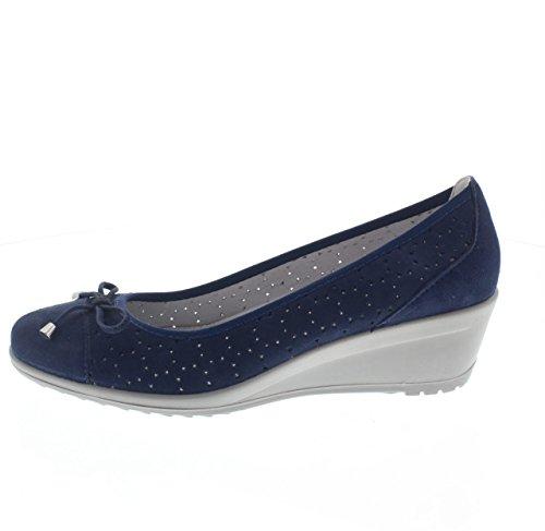 ENVAL SOFT - Mocasines para mujer azul blu - 400 40