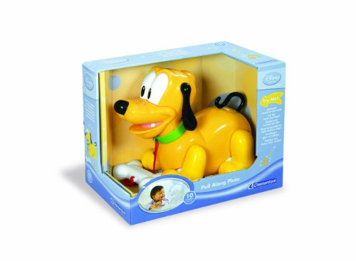 Clementoni  Mickey Baby Pluto te suit partout  pas cher Achat / Vente Jeux