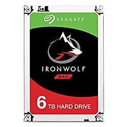 Image of the product Seagate ST6000VN0033 Iron that is listed on the catalogue brand of Seagate.