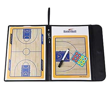 LIJIANGUO - Tabla de Entrenamiento de Baloncesto de 315 x 240 mm ...