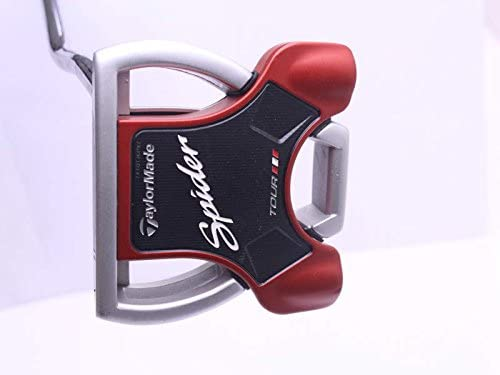 TaylorMade Spider Tour Platinum Putter Steel Right Handed 34 in